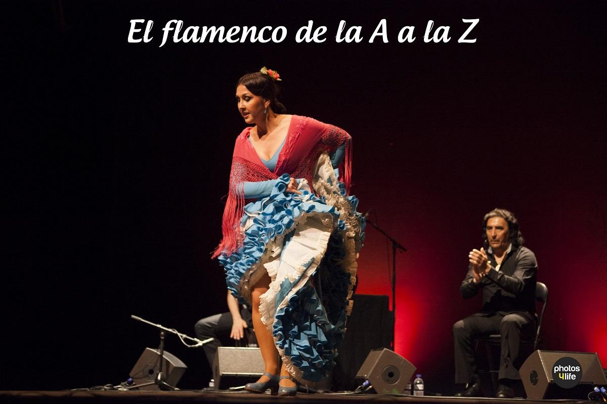 Flamenco de la A a la Z